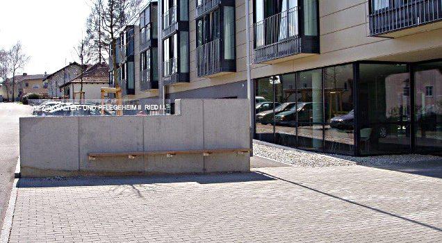 Bezirksalten- und Pflegeheim Ried im Innkreis – Haus II