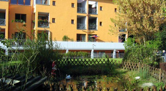 ÖJAB-Haus Aigen, Seniorenwohnanlage