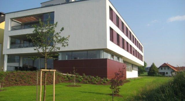 Bezirksalten- und- Pflegeheim des Sozialhilfeverbandes Vöcklabruck in Pfaffing