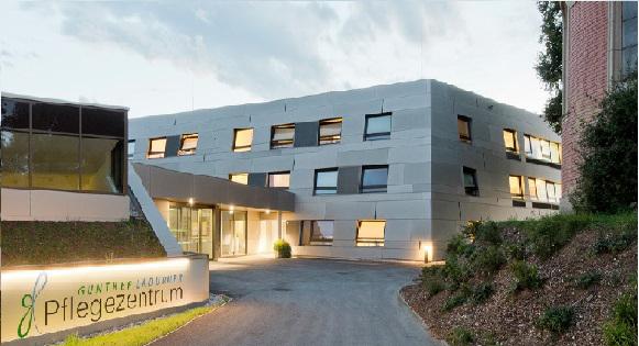 Gunther Ladurner Pflegezentrum