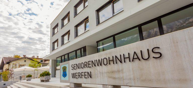 Seniorenwohnhaus Werfen