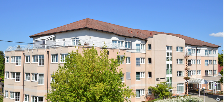 Bezirksseniorenheim Pregarten