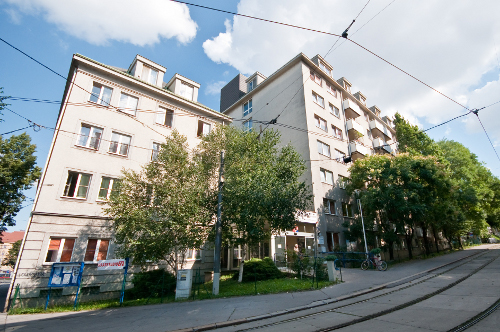 ÖJAB-Haus Neumargareten, Wohn- und Pflegeheim