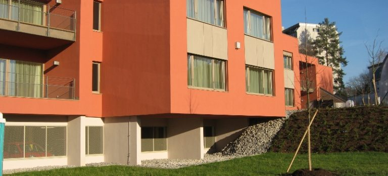 Pflegewohnheim Aigner-Rollett am Rosenhain