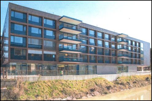 Seniorenwohnhaus in Hallein