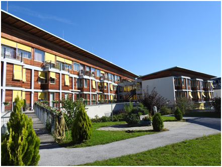 """Seniorenwohnhaus """"Jakobushaus"""""""