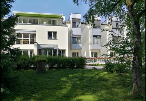 Seniorenwohnhaus des Roten Kreuzes in Salzburg