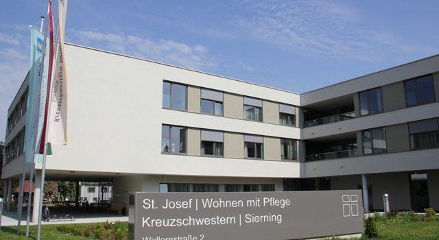 St. Josef | Wohnen mit Pflege | Sierning