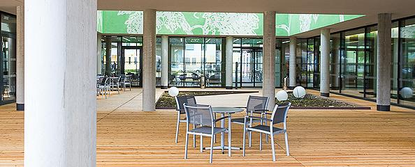 NÖ Pflege- und Betreuungszentrum  Wolkersdorf