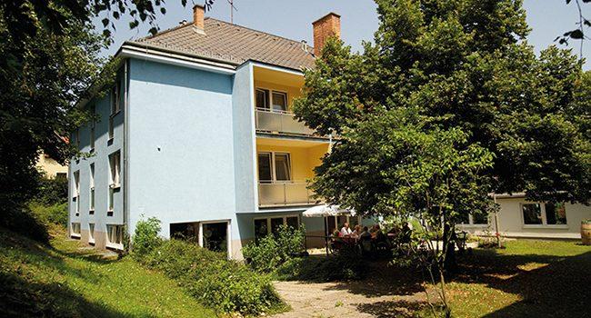 Franz Borgia Haus der Caritas der Erzdiözese Wien