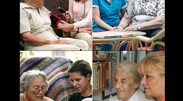 Haus für Senioren im Diakoniewerk Salzburg