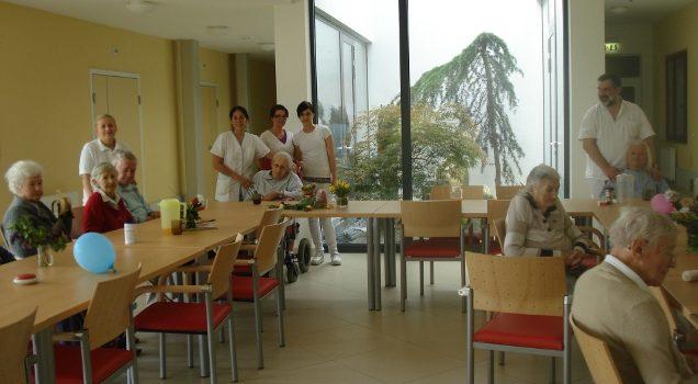 Senioren- und Pflegeheim Fischbacher