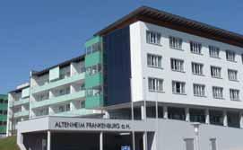 Altenheim der Marktgemeinde Frankenburg a.H.