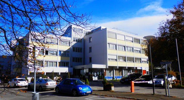 Pensionisten- und Pflegeheim Grillparzerstraße