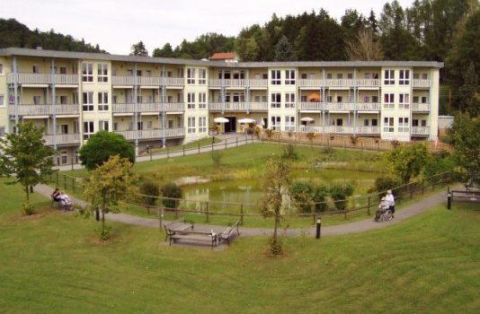 Pflegebetrieb Margarethenhof GmbH