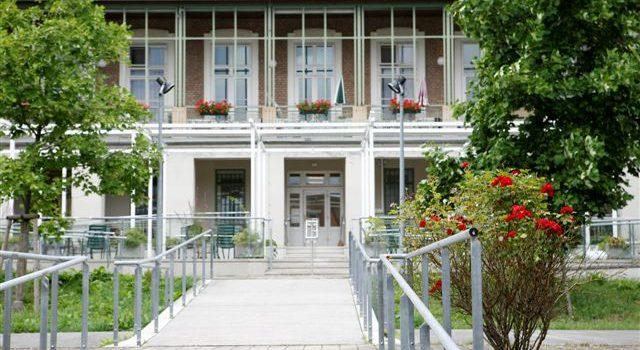 Otto Wagner Pflegezentrum, 2. Geriatrische Abteilung
