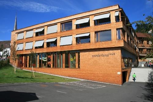 Sozialzentrum Vorderland