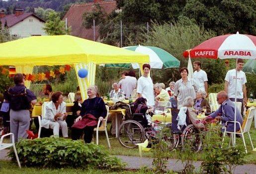 Sinn-Residenz Ragnitz Seniorenwohn- und Pflegeheim