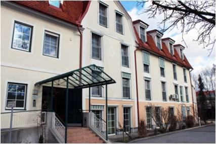 Seniorenhaus Kamille