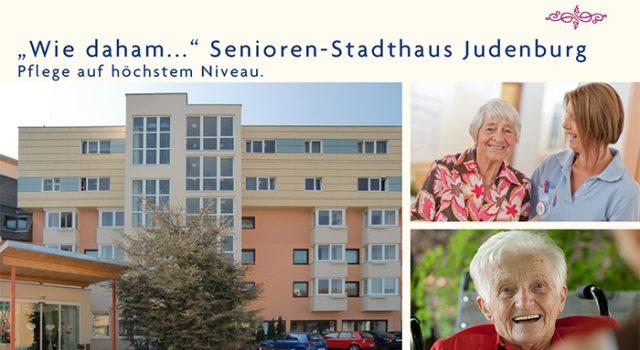 """""""Wie daham…"""" Senioren-Stadthaus Judenburg"""