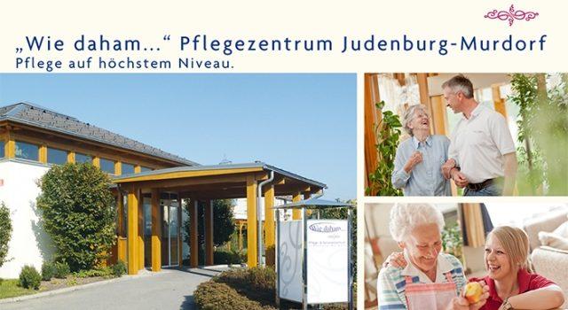 """""""Wie daham…"""" Pflegezentrum Judenburg-Murdorf"""