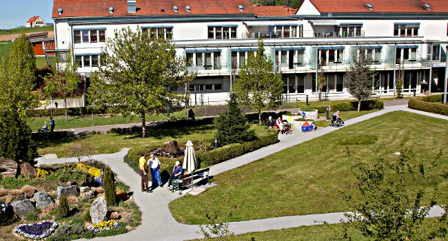 Pflegeheim Zerlach