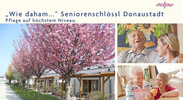 """""""Wie daham…"""" Pflegezentrum Wien-Donaustadt"""