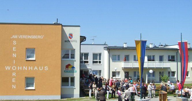 """Seniorenwohnhaus """"Am Vereinsberg"""""""