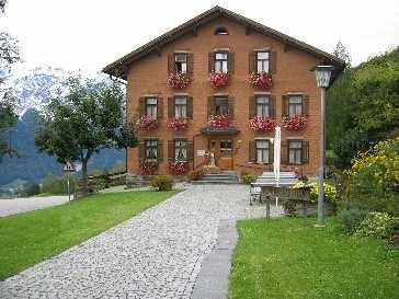 Seniorenheim Bartholomäberg