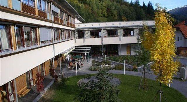 Wohn- und Pflegeheim Oberes Stanzertal