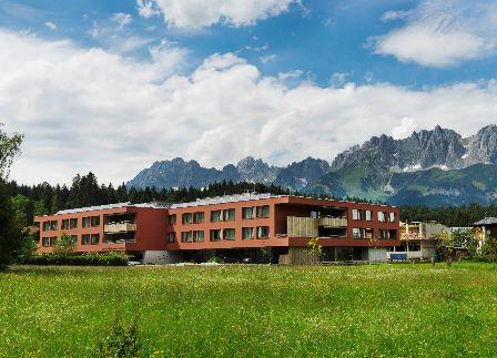 Wohn- und Pflegeheim Oberndorf in Tirol