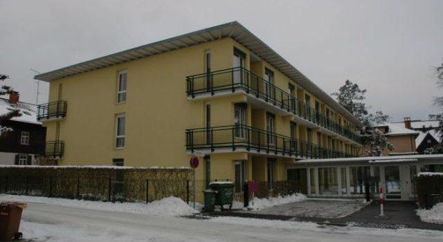 Städtisches Seniorenhaus Thomas Rhomberg-Straße