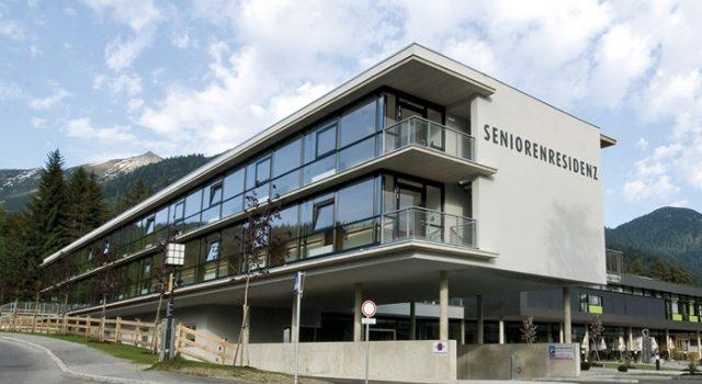 Gemeindeverband Altenwohnheim Telfs – Seniorenresidenz Seefeld